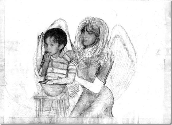 Angel of Mine stage 1