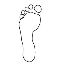 footprint-stencil